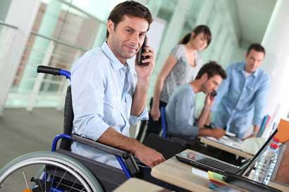 La acción afirmativa de tipo laboral en el sector público en beneficio de la población con discapacidad en el país