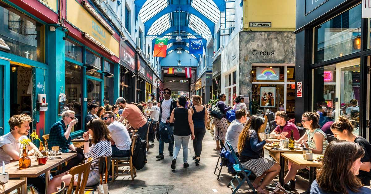Avenida Escazú tendrá feria temática del Reino Unido este sábado