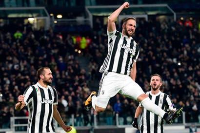 La Juventus de Turín empató con Tottenham en casa