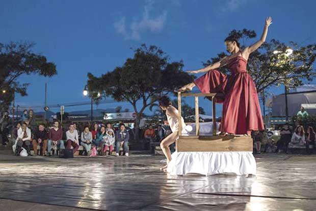 Danza se adueña de San José