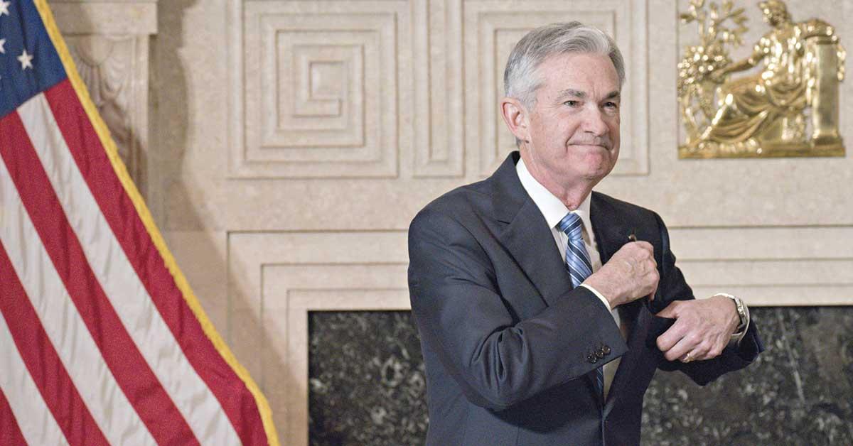 Powell dice que Fed estará alerta a cualquier riesgo financiero