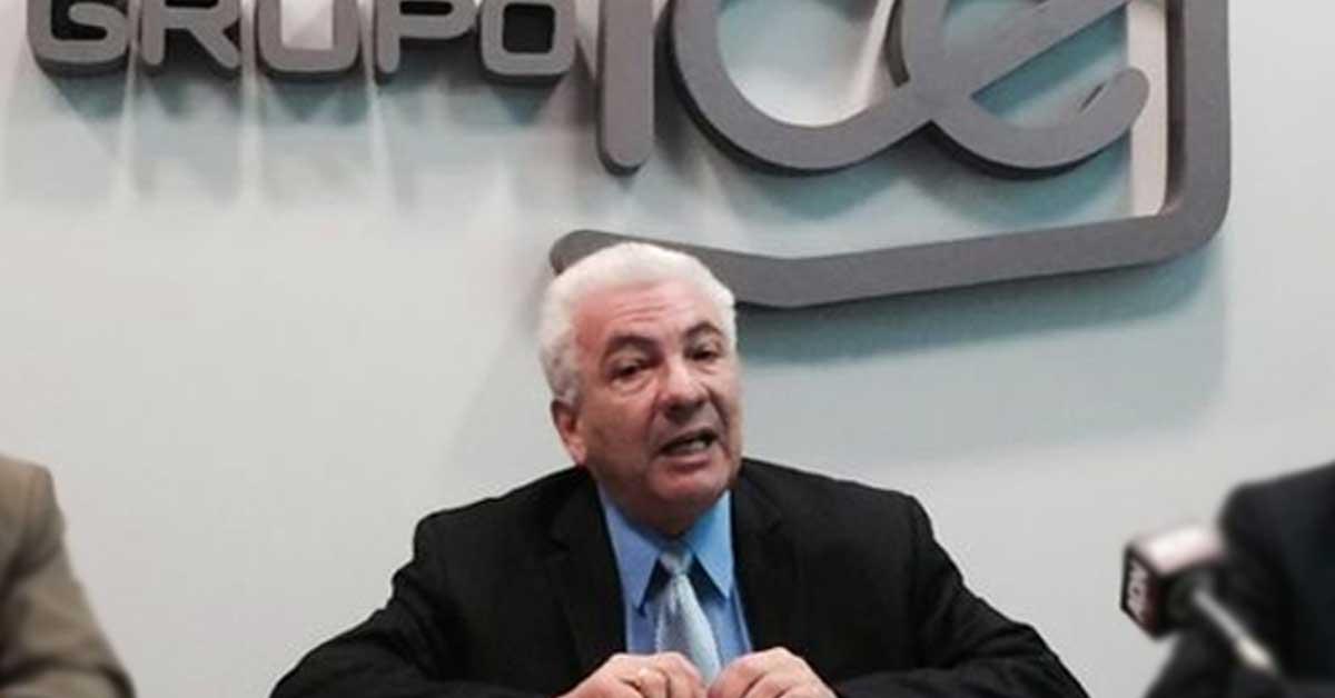 ICE y diputados se contradicen sobre permanencia de presidente ejecutivo