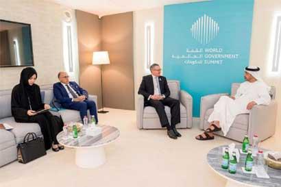 Emiratos Árabes Unidos abrirá embajada en Costa Rica en los próximos meses