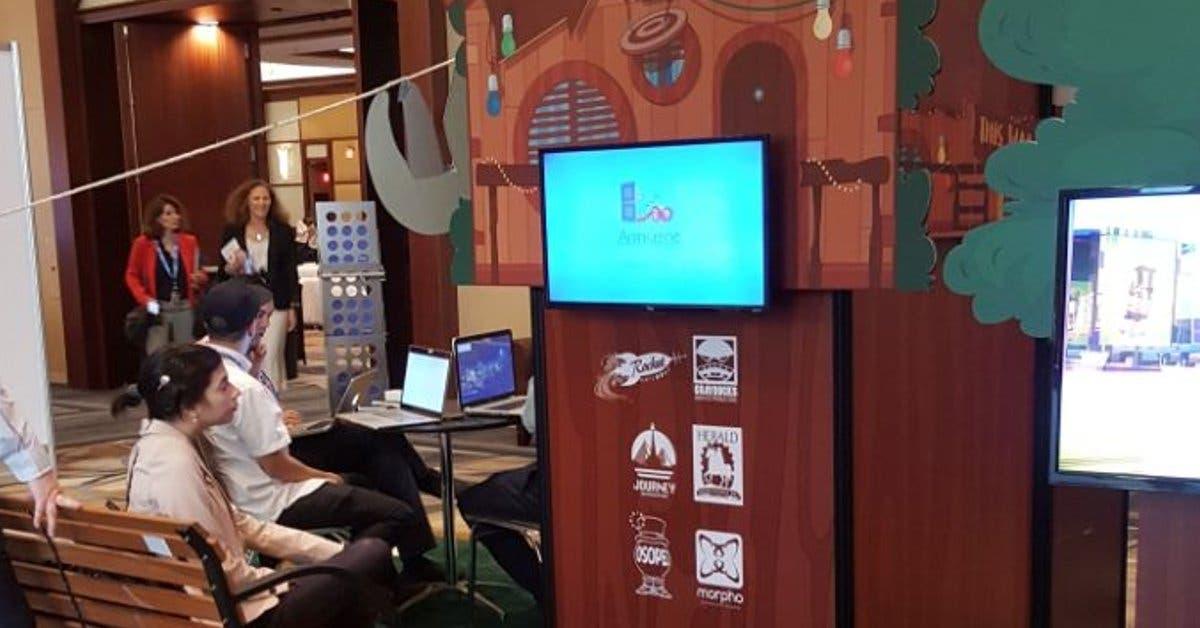 Empresas de animación digital buscan aliados en Estados Unidos