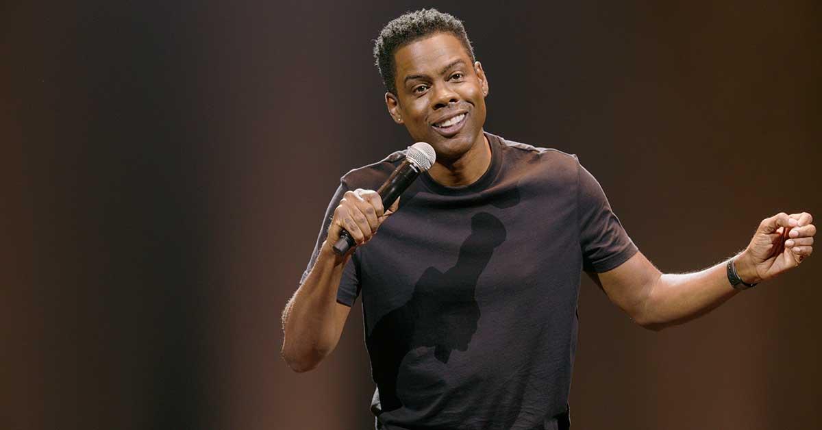 "Chris Rock retomará sus shows de ""stand-up comedy"" en Netflix"