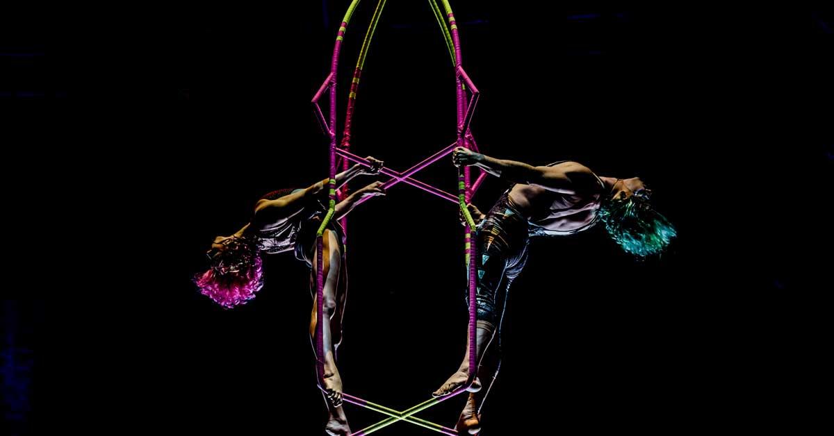 Se suspende primera función del Cirque du Soleil