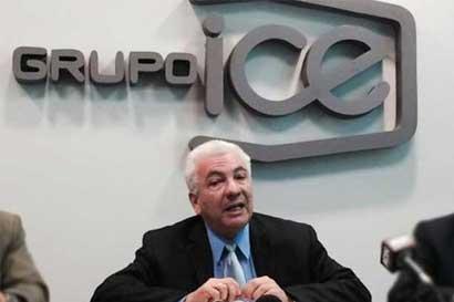 """Presidente de ICE: """"Mi nombramiento finaliza el 8 de mayo"""""""