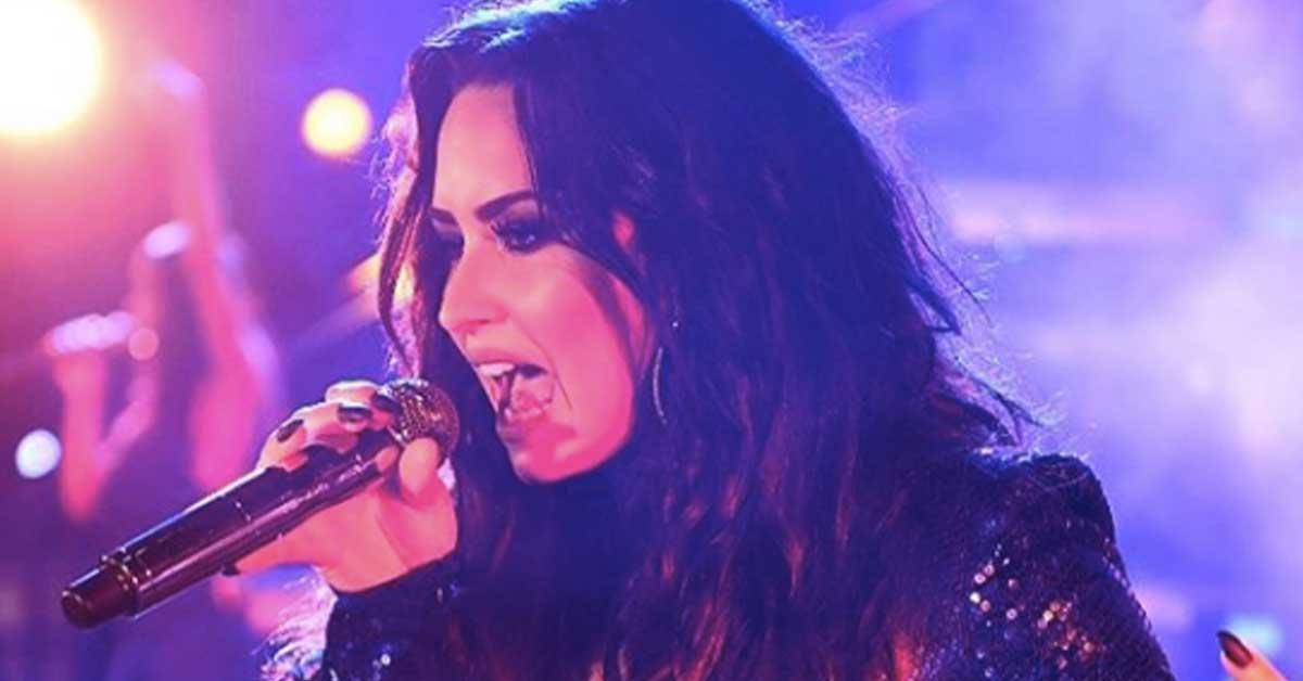 Demi Lovato confirma concierto en el país