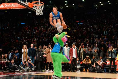 La magia de la NBA comprimida el fin de semana en el Juego de las Estrellas