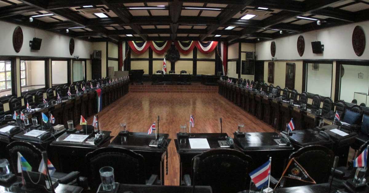 Levantamiento de inmunidad de Celso Gamboa se votaría en el Plenario en dos semanas