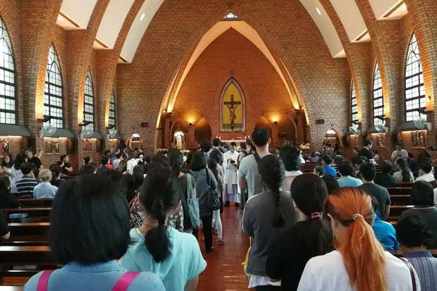 TSE ordena hacer procesiones de Resurrección dentro de templos