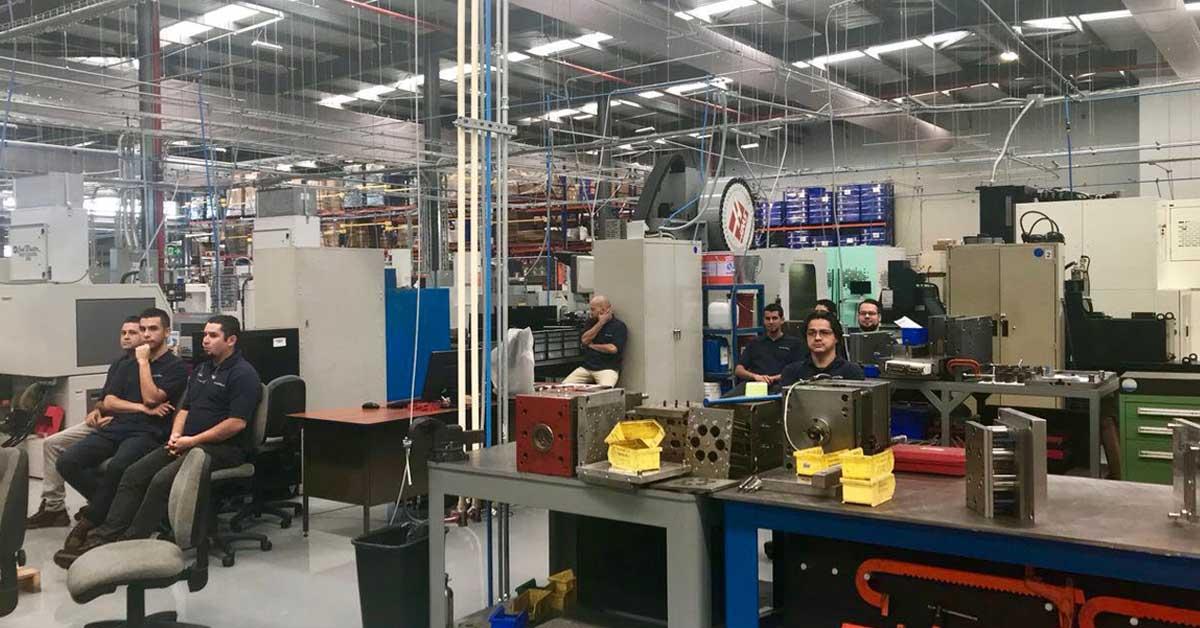 Microtechnologies inaugura planta y abrirá 250 empleos