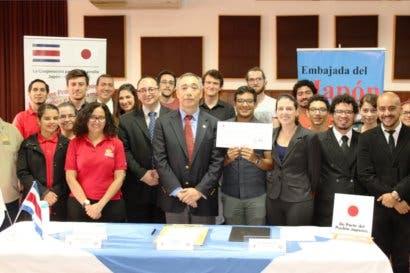 Japón donó aproximadamente ¢51 millones para apoyar música nacional