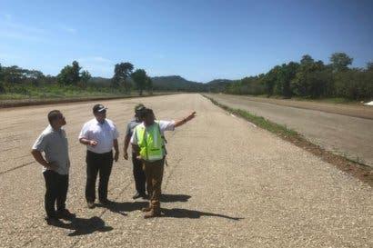 Avanzan obras del nuevo aeródromo de Quepos