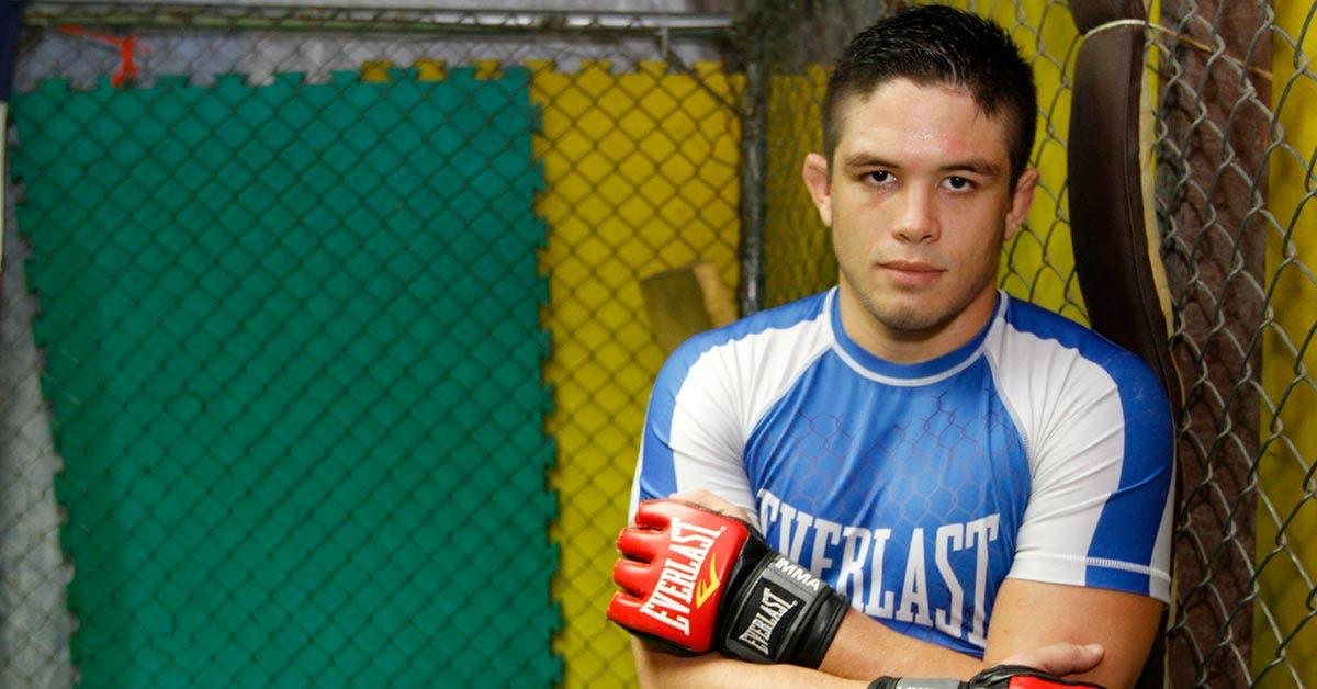 Peleador tico de MMA participará en reality de UFC