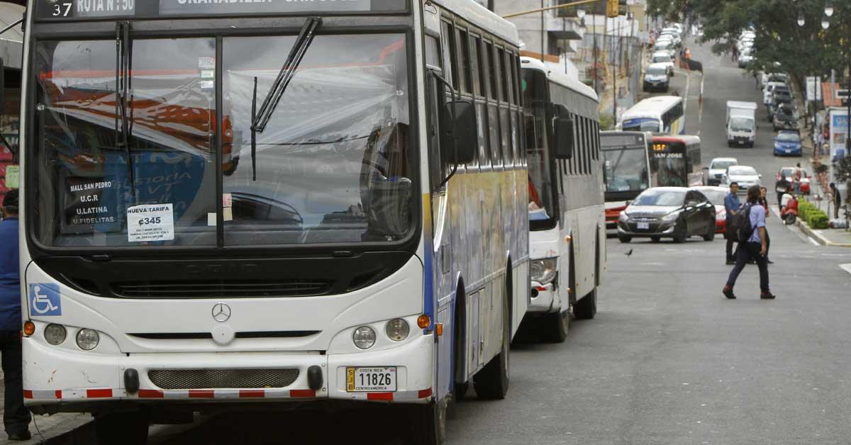 Banco Central publicará índices de precios de buses y taxis