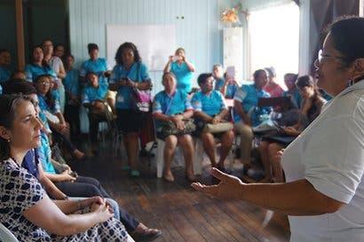 Programa impulsa a familias de zonas rurales a salir de la pobreza