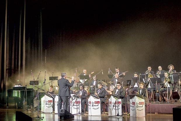 La Big Band se une a celebraciones en Amón