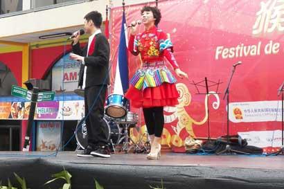 Celebraciones gratuitas hoy por el Año Nuevo Chino