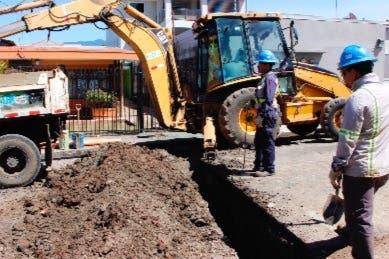 Tres mil metros de nueva tubería sanitaria beneficiarán a Heredianos