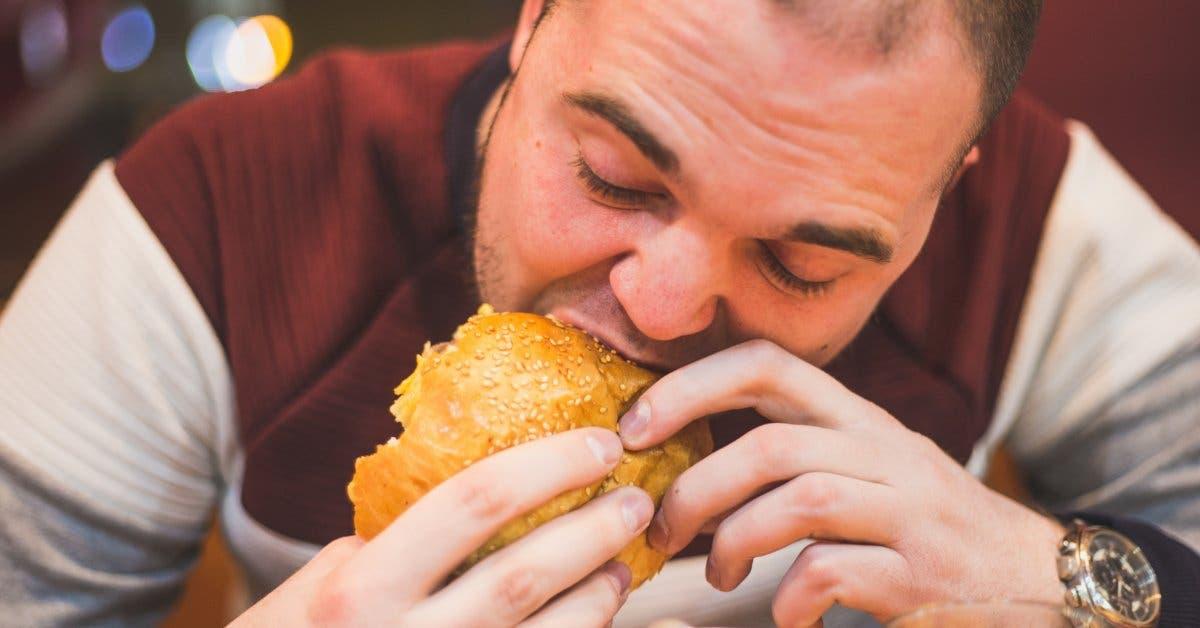 Conozca como evitar el aumento excesivo de peso en poco tiempo