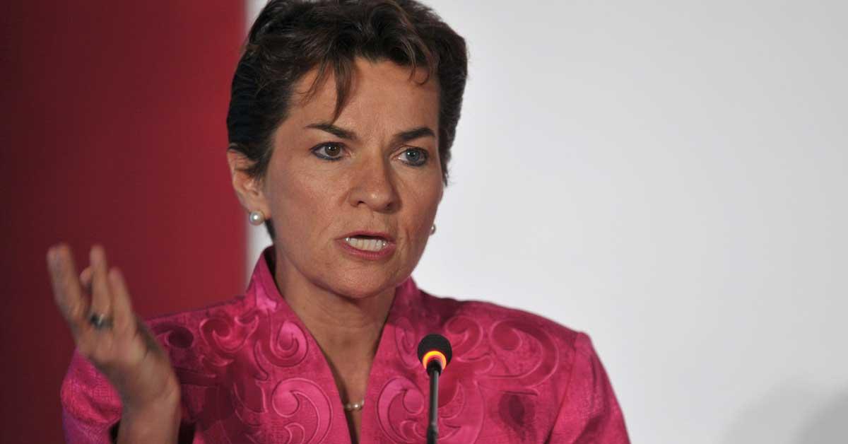 """Christiana Figueres: """"Han enfocado esta elección en el derecho de escoger a quién amar"""""""