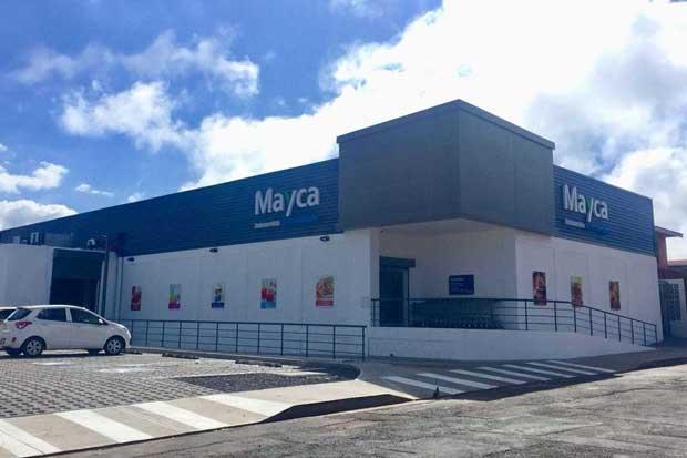 Mayca abre autoservicio número 13 y anuncia dos aperturas