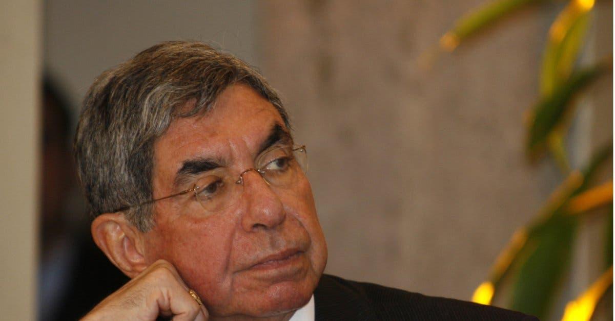 """Óscar Arias: """"No se puede inferir o insinuar mi apoyo a ningún candidato"""""""