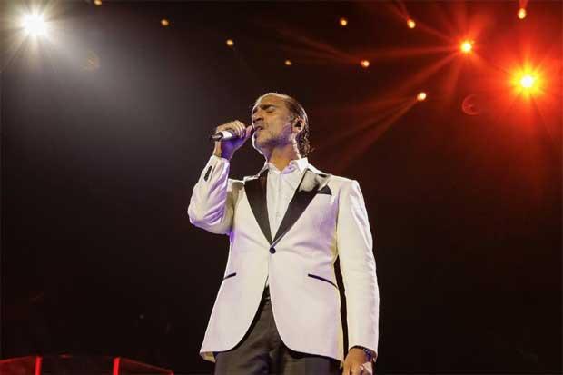 Alejandro Fernández cantará en Costa Rica el 5 de mayo