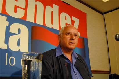 Reconocido socialicristiano anuncia adhesión para Carlos Alvarado