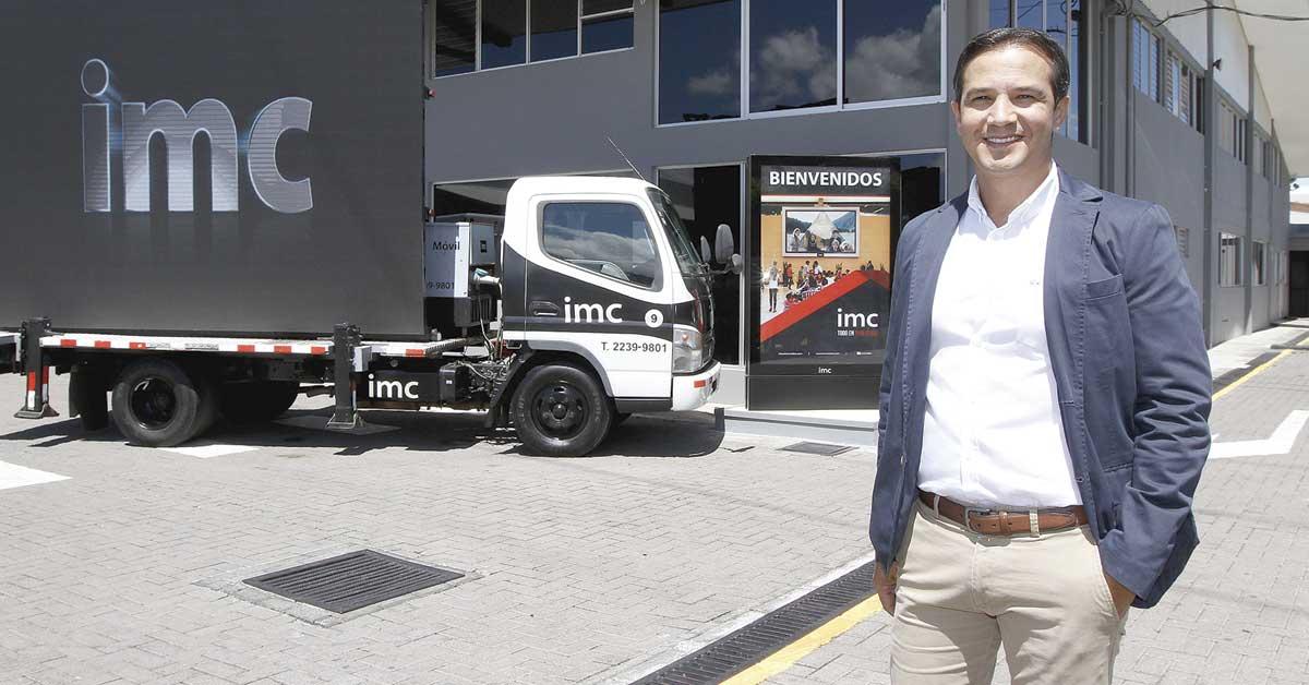 IMC conquistará el mundo publicitario con innovación y soluciones integrales