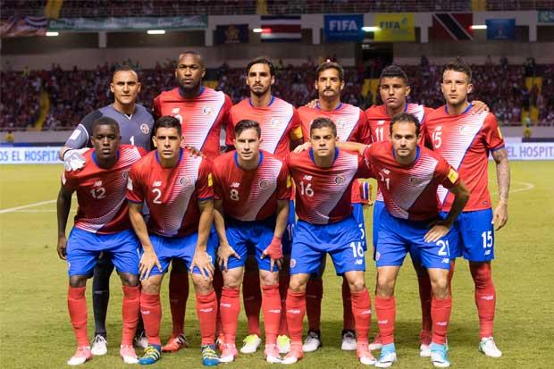 Costa Rica jugará amistoso contra nuestros rivales de grupo, Bélgica