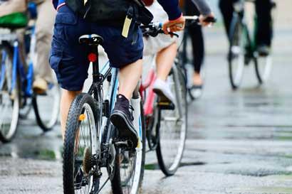 Ciclistas realizarán marcha pacífica este domingo