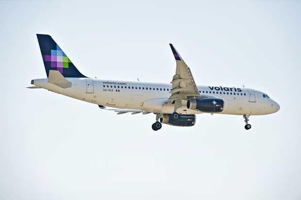 Volaris ofrece un 60% de descuento en todos sus vuelos
