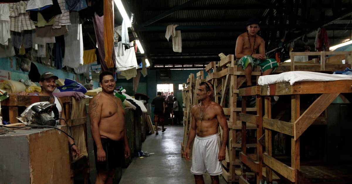 """Defensoría: """"Tiempo de detención en celdas del OIJ es excesiva"""""""