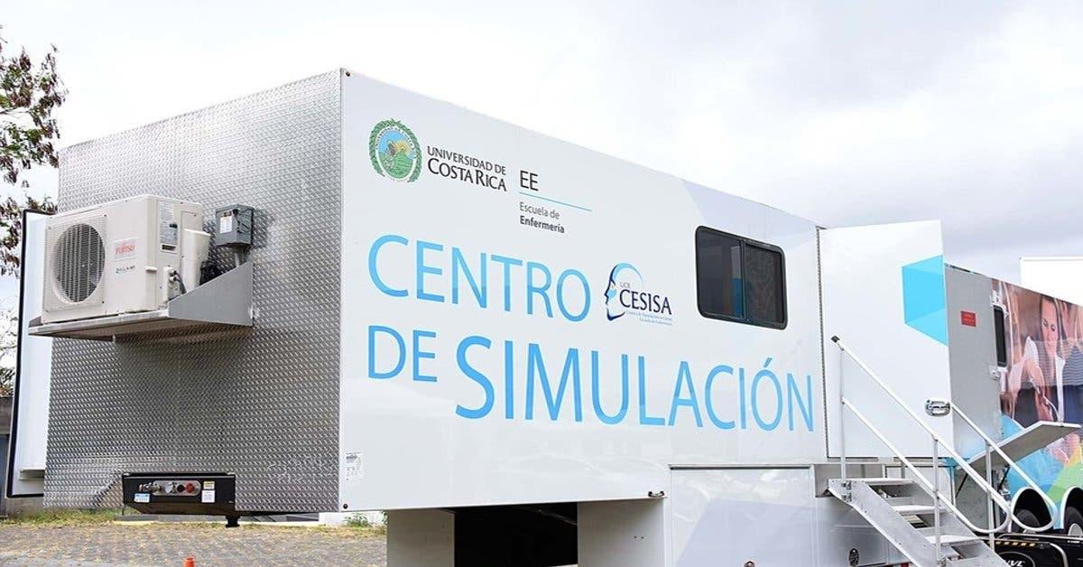 Costa Rica cuenta con centro de simulación móvil único en Latinoamérica