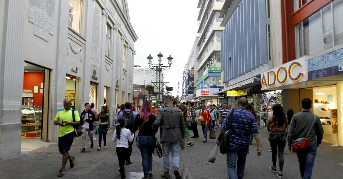 Costarricenses perciben menos corrupción