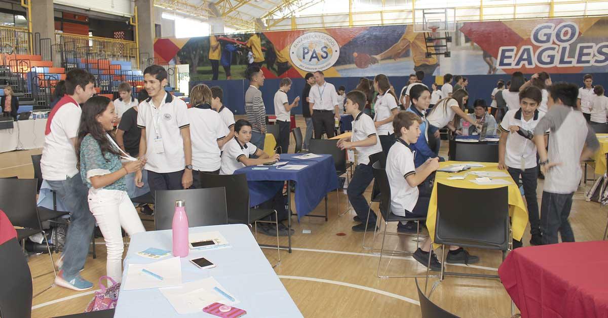 Alumnos de Pan-American School vivieron aprendizaje tecnológico con expertos de Google