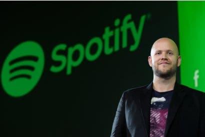 Los fundadores de Spotify no piensan ceder el control