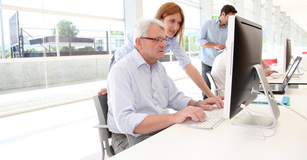 Gobierno británico busca reducir la tasa de desempleo en adultos mayores
