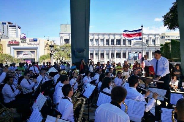 Banda de San José realizará concierto en honor a la música Afrolatina