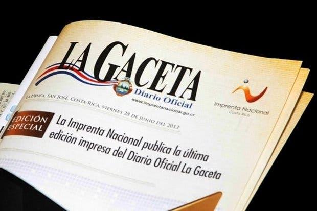 Diario la Gaceta cumplirá 140 años de existencia este 2018
