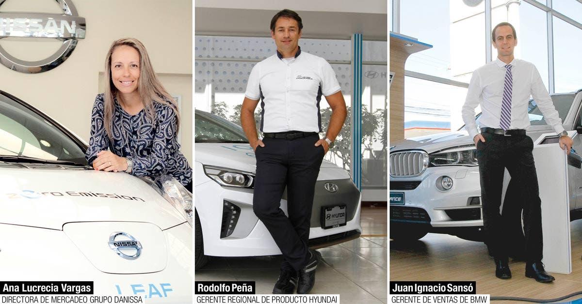 Autos eléctricos brillarán en Expomóvil