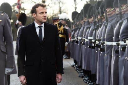 Macron no se conforma con Francia y planea conquistar Europa