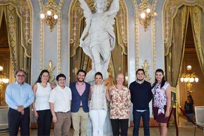Teatro Nacional se alía con el INCAE para mejorar gestión de su edificio