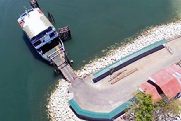 Ferry de Puntarenas a Playa Naranjo estará suspendido por diez días