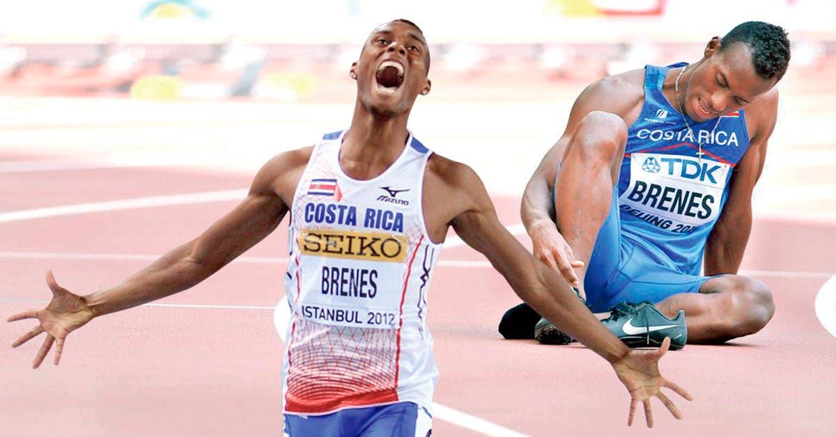 Nery Brenes apunta al medallero en Mundial Bajo Techo pese a enfermedad