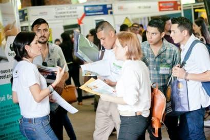 Multinacionales buscarán personal durante Expoempleo