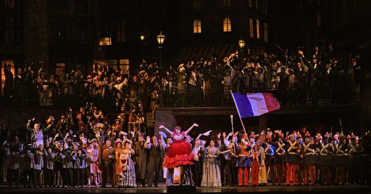 """""""La Bohème"""" se proyectará este sábado"""