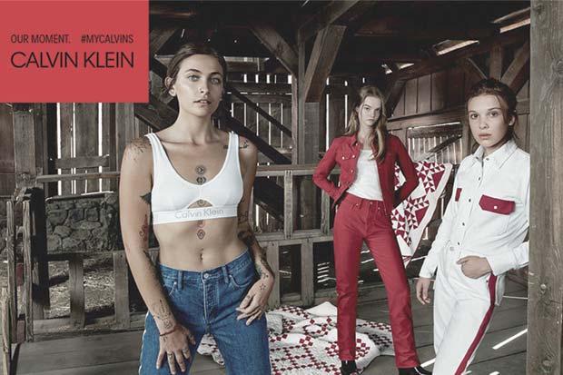 Calvin Klein renueva su campaña de jeans